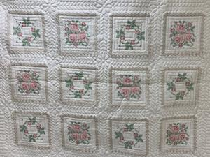All Saints Quilt Social