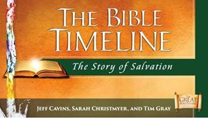 Bible Timeline--The Story of Salvation - begins August 23