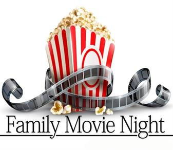 Family Movie Night - April 20