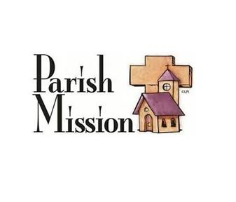 Parish Mission - April 4