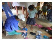 Barefoot Children Ministries - New Name, Same Mission to Serve Belize