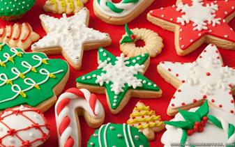 Christmas Cookie Fundraiser  December 17 & 18 after Masses