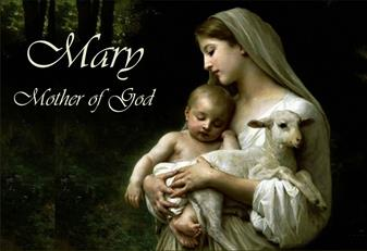 Feast of Mary, the Mother of God