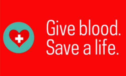 Give Blood - Save Lives and Help our School
