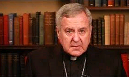 Special Message from Archbishop Carlson