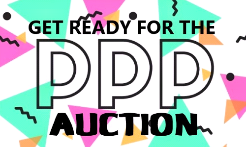 PPP Auction!